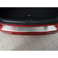 RVS Achterbumperprotector Volkswagen Golf VII 5 deurs 2012-Ribs'