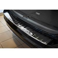 RVS Achterbumperprotector Volkswagen Touran III 2015-Ribs'