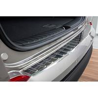 RVS Achterbumperprotector Hyundai Tucson 2015-Ribs'
