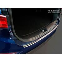 RVS Achterbumperprotector Hyundai Santa Fe IV 2018-Ribs'