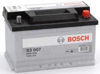 bmw Bosch S3 007 Black Accu 70 Ah