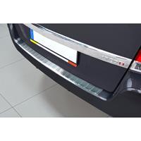 RVS Achterbumperprotector Opel Zafira B 2010-2012Ribs'
