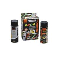 Foliatec Spray Film (Spuitfolie) NEON 2-delige Set - geel 1x400ml + basislaag 1x400ml