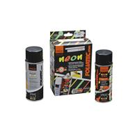 Foliatec Spray Film (Spuitfolie) NEON 2-delige Set - oranje 1x400ml + basislaag 1x400ml