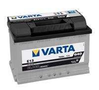 Alfa Varta Accu Black Dynamic E13 70 Ah