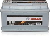bmw Bosch S5 013 Silver Accu 100 Ah