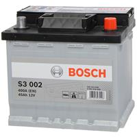 opel Bosch S3 002 Black Accu 45 Ah