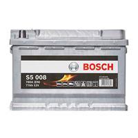 bmw Bosch S5 008 Silver Accu 77 Ah