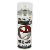 Kolor Dip spuitfolie transparant 400 ml