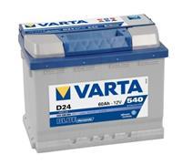 renault Varta Accu Blue Dynamic D24 60 Ah