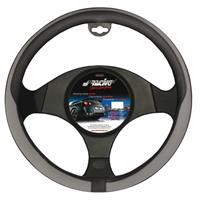 Simoni Racing Stuurwielhoes Tidy - 37-39cm - Zwart/Grijs