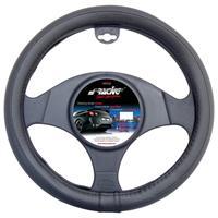 Simoni Racing StuurwielhoesSmall' - 35-37cm - Zwart