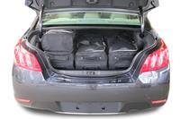 Reistassenset Peugeot 508 HYbrid4 2012- 4d