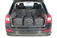 Reistassenset Skoda Octavia III (5E) Combi 2013- wagon