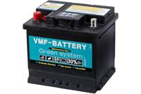 Alfa VMF Calcium SMF 12V 45Ah