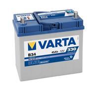 suzuki Varta Accu Blue Dynamic B34 45 Ah