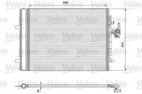 Valeo Klimakondensator 814318 Kondensator,Klimakühler VOLVO,LAND ROVER,V70 III BW,V60,V40 Schrägheck,XC70 II,S80 II AS,S60 II,RANGE ROVER EVOQUE LV