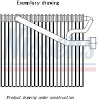 subaru Evaporator