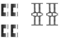 A.B.S. Zubehörsatz, Scheibenbremsbelag 1118Q  HONDA,SUZUKI,ROVER,CR-V II RD_,ACCORD VIII CU,ACCORD VII Tourer CM,ACCORD VIII Kombi,PRELUDE V BB