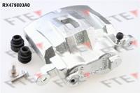 RIDEX Bremssättel 78B0567 Bremszange JEEP,GRAND CHEROKEE II WJ, WG
