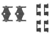 A.B.S. Zubehörsatz, Scheibenbremsbelag 1185Q  NISSAN,HONDA,ALMERA I Hatchback N15,ALMERA I N15,100 NX B13,SUNNY III N14,PULSAR V Schrägheck N14