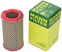 Luchtfilter MANN-FILTER