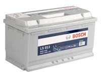 bmw Bosch L5 013 Silver Accu 90 Ah