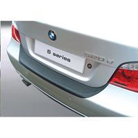 ABS Achterbumper beschermlijst BMW 5 Serie E60 4 sedan M-Sport 2003-2010 Zwart