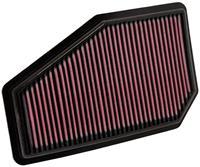 K&N vervangingsfilter Honda Civic VIII L4-2.0L 2007-2010 (33-2948)