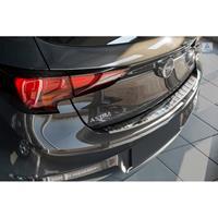 RVS Achterbumperprotector Opel Astra K HB 5-deurs 2015-Ribs'