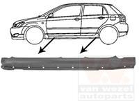 Toyota Plaatwerkdeel Dorpel