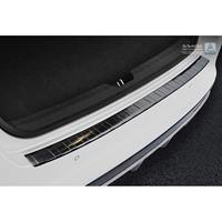 Zwart RVS Achterbumperprotector Kia Optima Sedan 2015- Ribs'