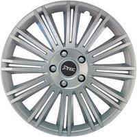 4-Delige J-Tec Wieldoppenset Discovery 13-inch zilver