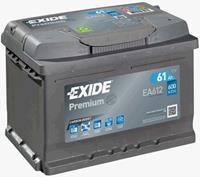 ford Exide Accu Premium EA612 61 Ah