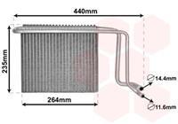 mercedes-benz Verdamper, airconditioning