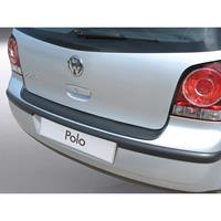 ABS Achterbumper beschermlijst Volkswagen Polo 9N/9N2 Zwart