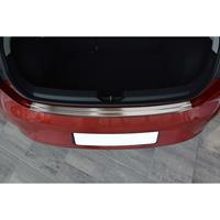 RVS Achterbumperprotector Seat Leon 5F 5 deurs 2013-Ribs'