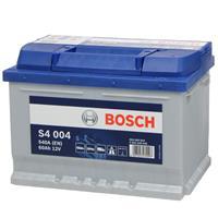 bmw Bosch S4 004 Blue Accu 60 Ah