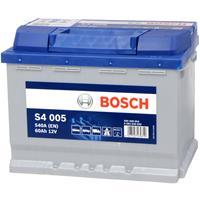 renault Bosch S4 005 Blue Accu 60 Ah