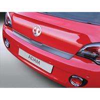 ABS Achterbumper beschermlijst Opel Adam 2013- Zwart