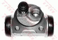 TRW Bremszylinder BWD129 Radbremszylinder PEUGEOT,CITROËN,106 II 1,106 I 1A, 1C,106 Van 1_,SAXO S0, S1,AX ZA-_,BX XB-_