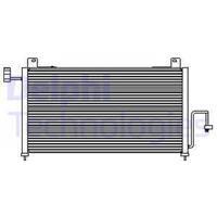 DELPHI Klimakondensator TSP0225428 Kondensator,Klimakühler MAZDA,323 F VI BJ,FAMILIA VI BJ