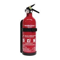 Brandblusser ABC 1kg met manometer
