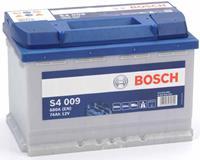 fiat Bosch S4 009 Blue Accu 74 Ah