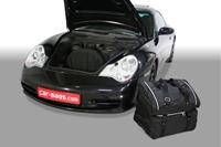 Reistassenset Porsche 911 (996) 2WD + 4WD with CD-changer in luggage space 1997-2006 coupé / cabrio