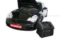 Reistassenset Porsche 911 (996) 2WD + 4WD without CD-changer or with CD-changer on top of bulkhead 1