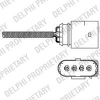 DELPHI Lambdasonde ES20285-12B1 Lambda Sensor,Regelsonde VW,AUDI,SKODA,PASSAT Variant 3B6,PASSAT Variant 3B5,PASSAT 3B2,PASSAT 3B3,A4 8D2, B5