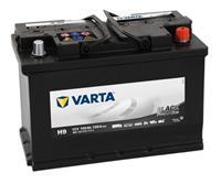 kia Varta Accu Pro Motive Black H9 100 Ah