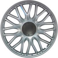 4-Delige J-Tec Wieldoppenset Orden 13-inch zilver