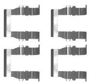A.B.S. Zubehörsatz, Scheibenbremsbelag 1194Q  PEUGEOT,CITROËN,MITSUBISHI,4007 GP_,C-CROSSER EP_,C-CROSSER ENTERPRISE,OUTLANDER XL II CW_W